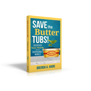 Brenda A Haire Save the Butter Tubs