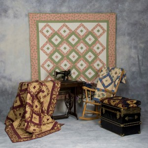 HCH004 - Mary's Quilt
