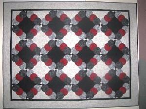 HCH018 - Marbilicious Quilt