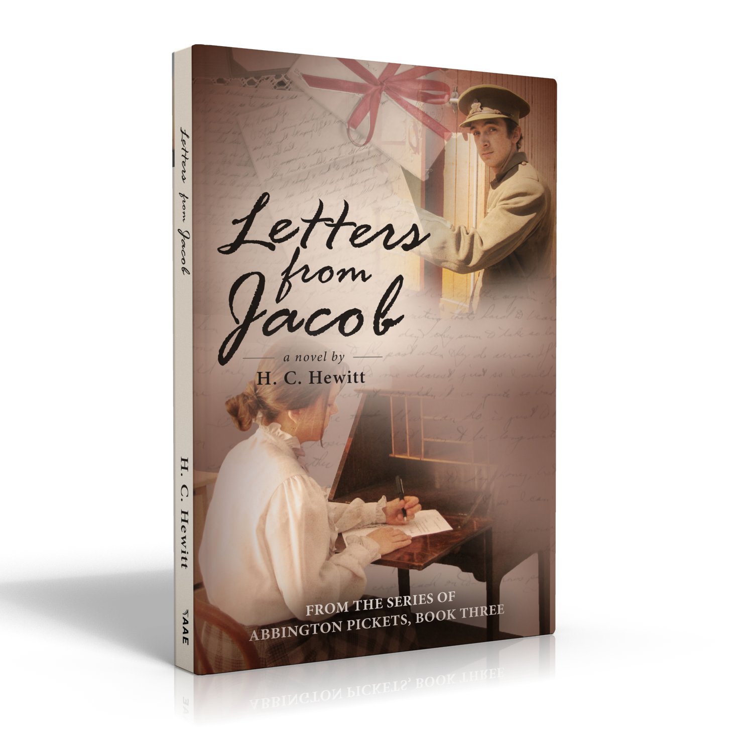 Letters From Jacob Book