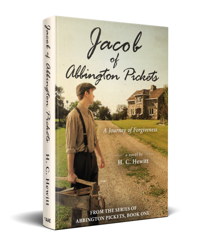 Jacob of Abbington Pickets_3D-hardcover